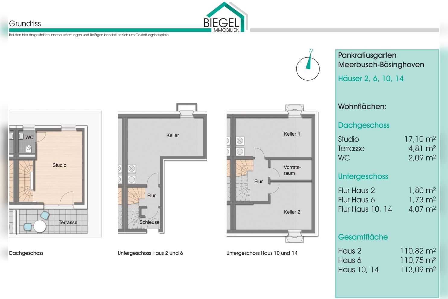 Immobilie Nr.BÖ-02; - BÖ-02; Reihenendhaus mit Garten; Dachterrasse + 2 TG-Stellplätze - Bild 2.jpg