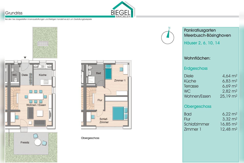 Immobilie Nr.BÖ-02; - BÖ-02; Reihenendhaus mit Garten; Dachterrasse + 2 TG-Stellplätze - Bild 5.jpg