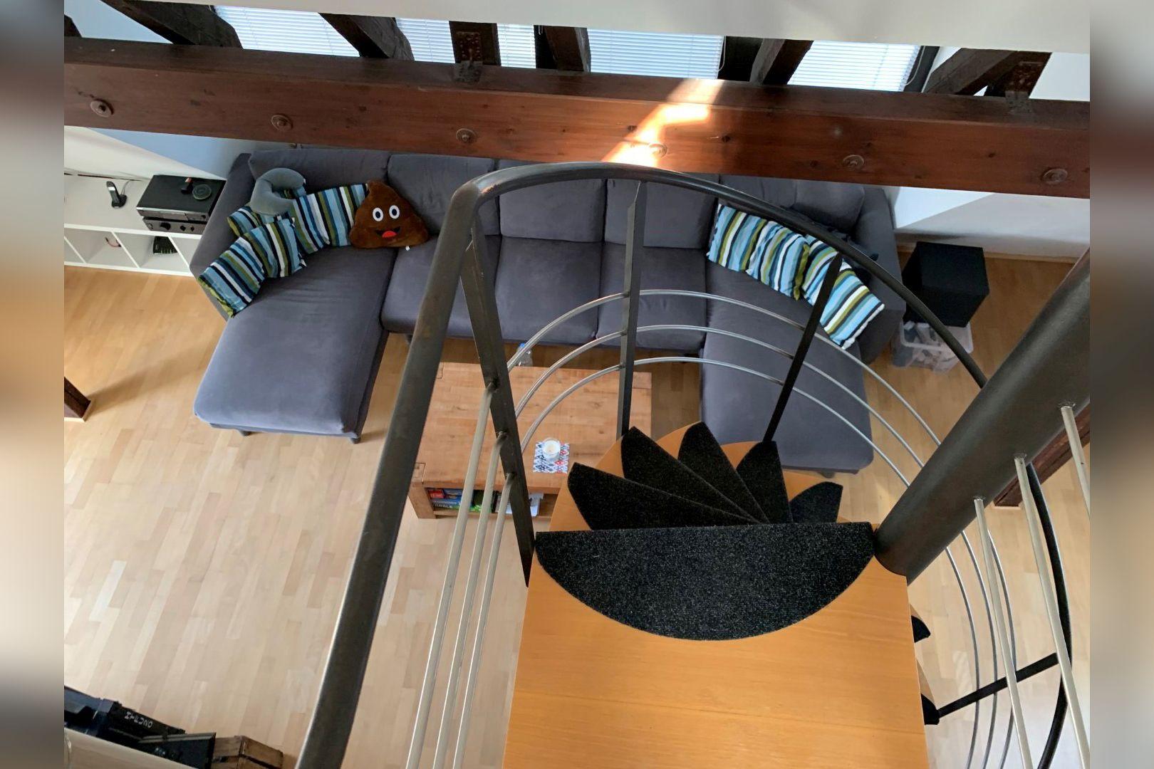 Immobilie Nr.0251 - Maisonette-Wohnung mit Galerie und großer Dachterrasse  - Bild 2.jpg