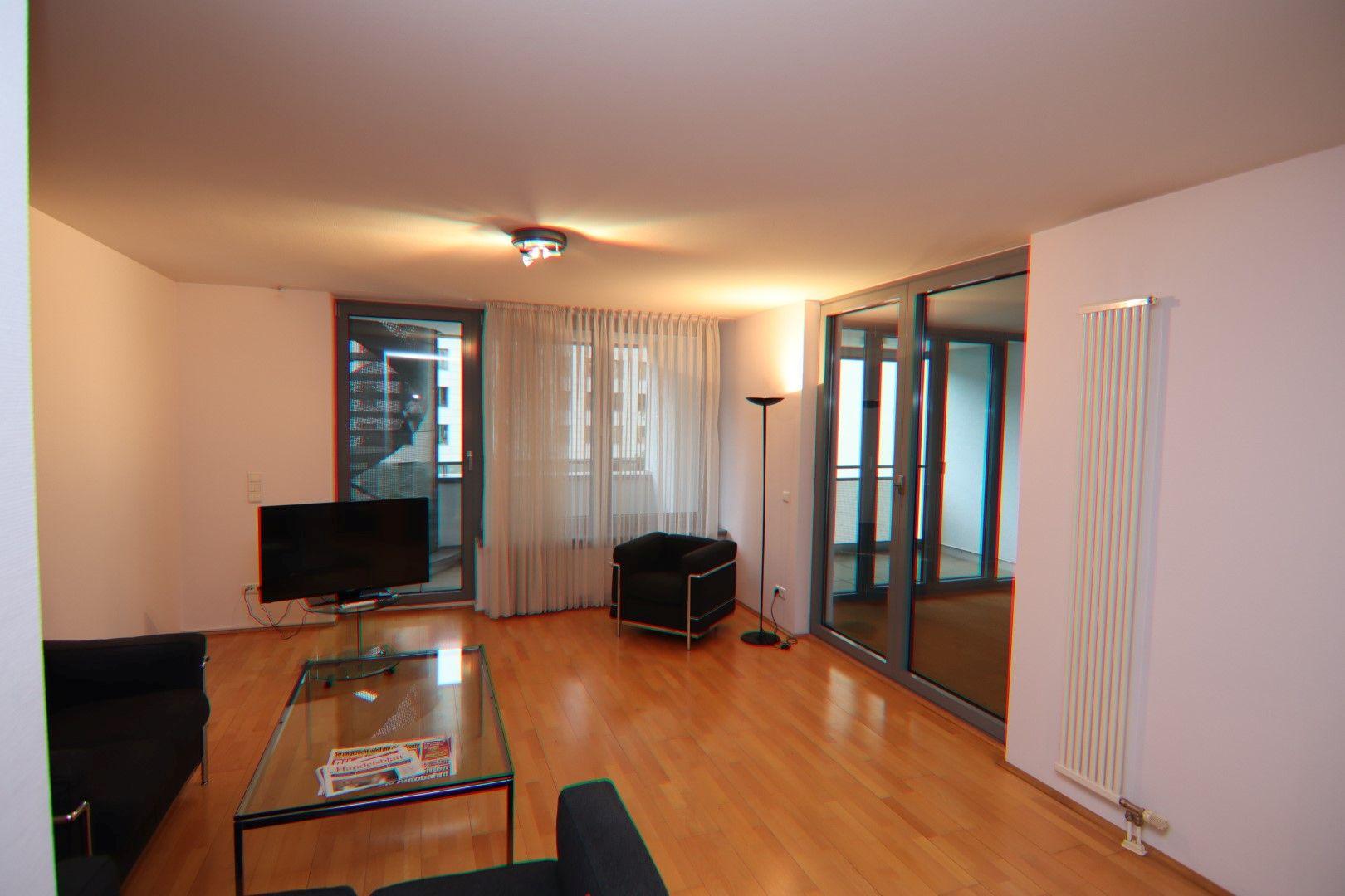 Immobilie Nr.0280 - 2-RAUM-WOHNUNG mit Wintergarten, Stellplatz und Einbauküche  - Bild 2.jpg