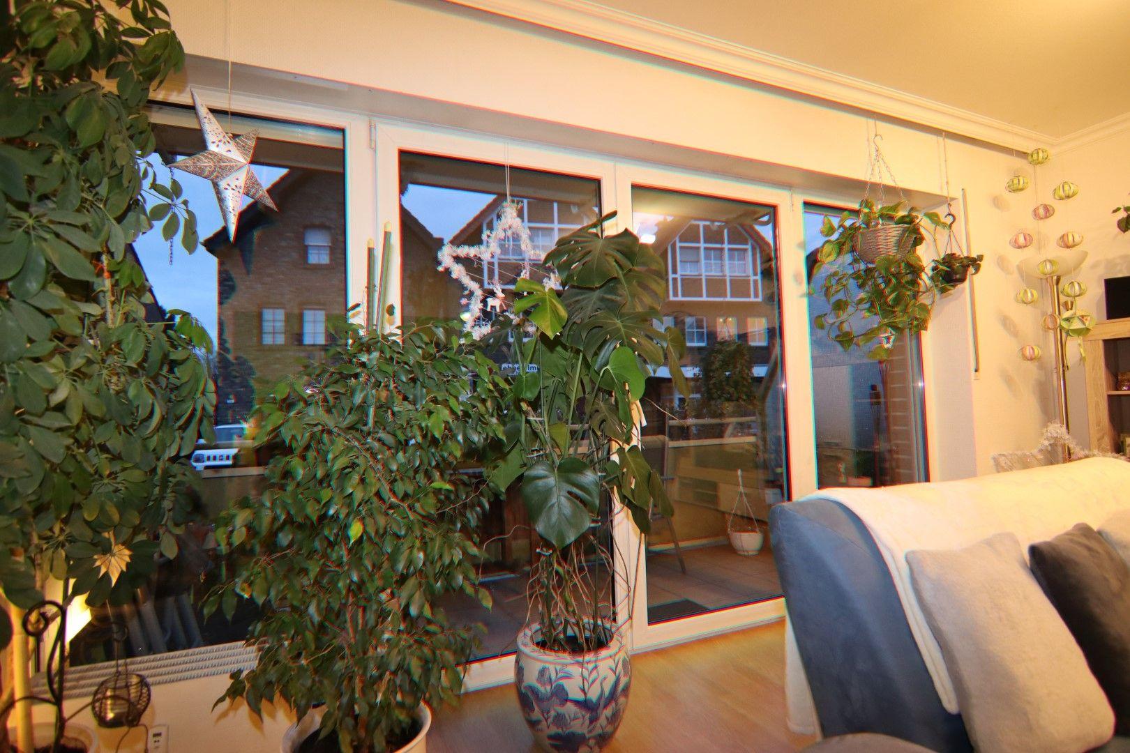 Immobilie Nr.0288 - 4 Zimmer EG-Wohnung mit 2 Bädern und 2 Balkonen - Bild 4.jpg
