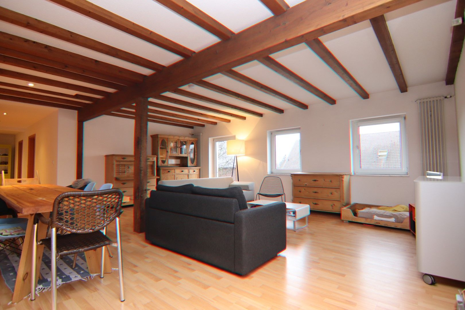 Immobilie Nr.0291 - 4-Raum-Wohnung, 2 Bäder mit Balkon u. Stpl. - Bild main.jpg