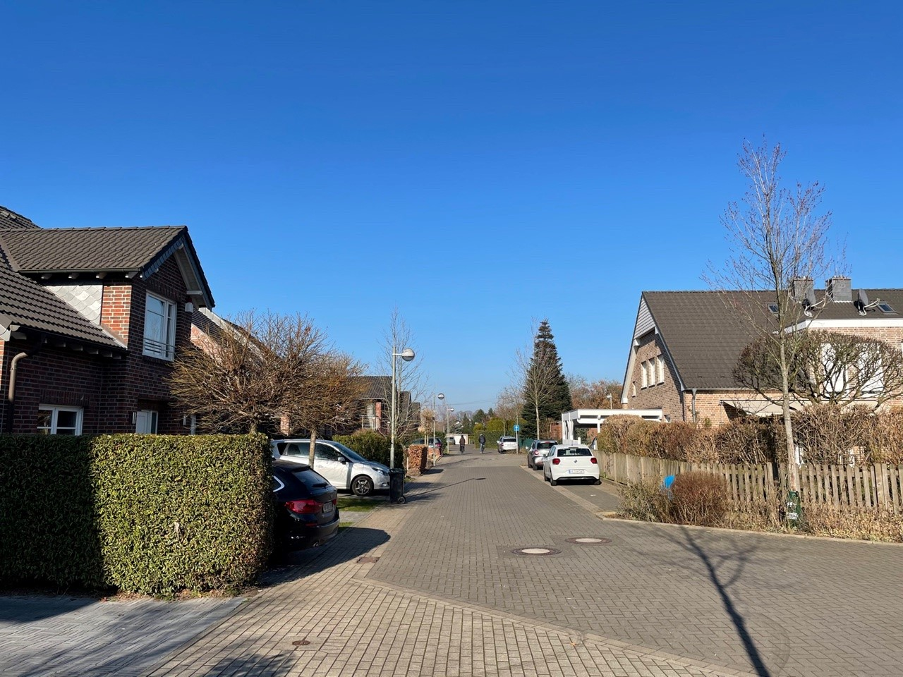 Immobilie Nr.0337 - Baugrundstück für eine DHH rechtsbündig - Bild 5.jpg