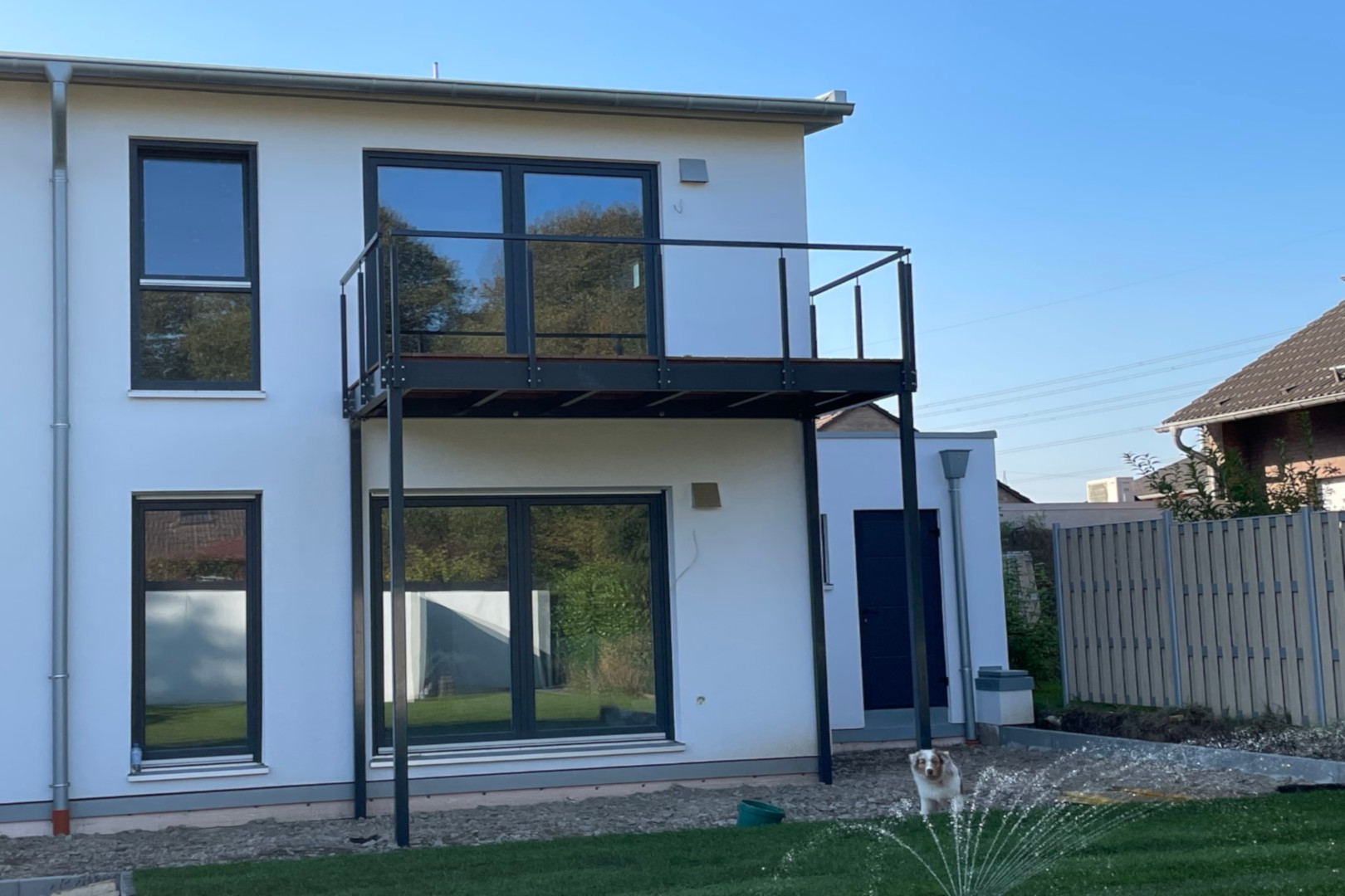 Immobilie Nr.0362a   Am Bach 22, 40668 Meerbusch - Lank